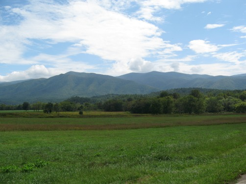 Smoky Mountains, TN, backpack travel