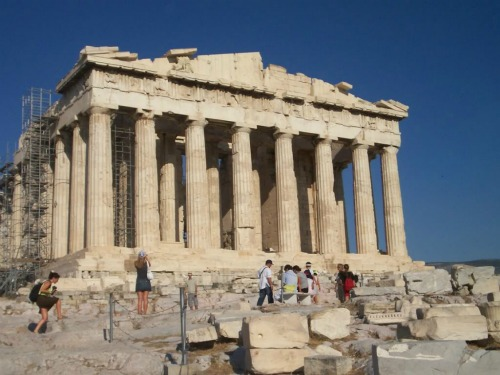 The Acropolis, Rick Steves