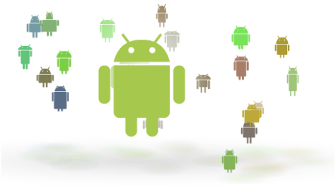 Android Logo, Android Marketplace