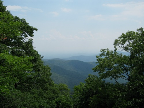 Another Great View!, blood mountain