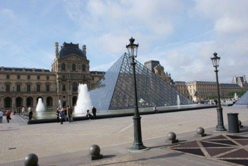 Google Maps, Art Museums, Le Louvre