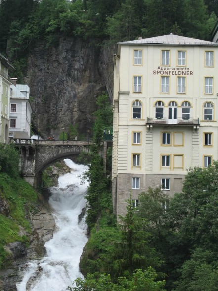Bad Gastein, youth hostel in europe