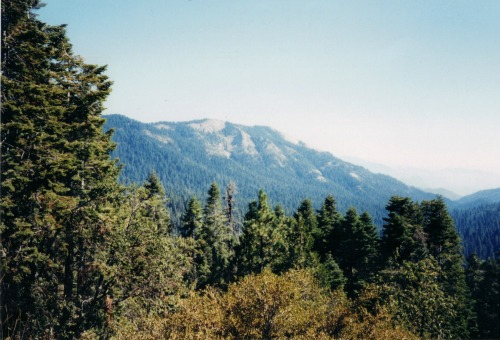 backpacking hikes 6, Beautiful Mountain in Sequoia National Park