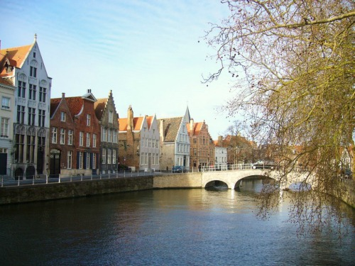 Bruges, Backpacking Tours Around Europe