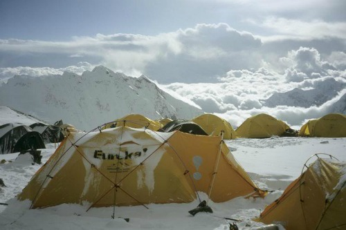 Camp Four, Mt Everest