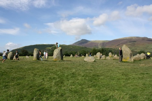 Castlerigg Stone Circle, best cheap backpacking in europe