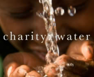 Google Maps, Charity Water