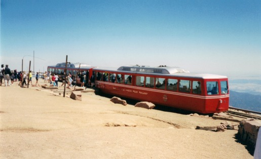 Cog Railway, Rocky Mountains Colorado