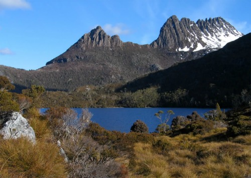 Cradle Mountain, backpacking australia