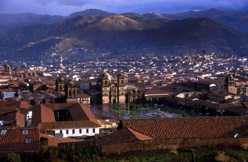 Cuzco, backpacking destinations