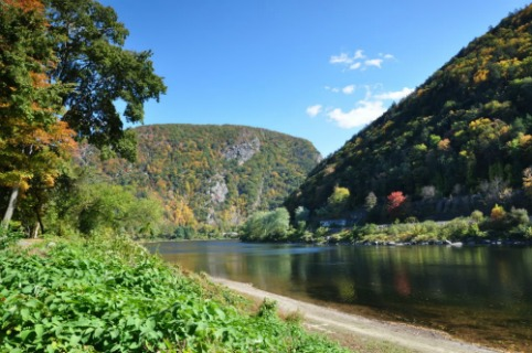 Appalachian Trail, Delaware Water Gap