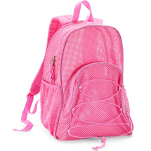 Eastsport Mesh Backpack Pink, girls backpack