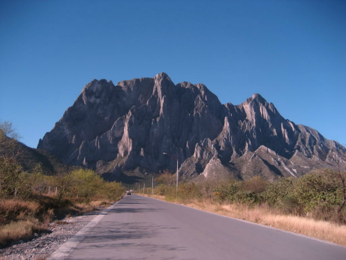 El Potrero Chico, backpacking in mexico