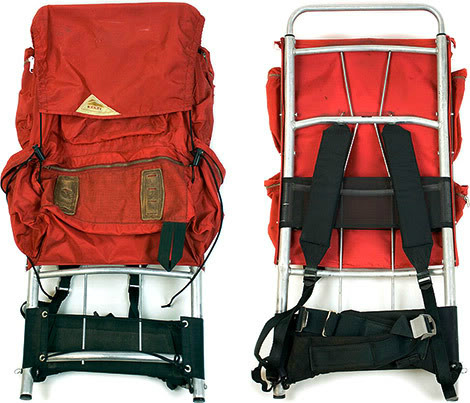 Frame Backpack, Backpacking Across The World
