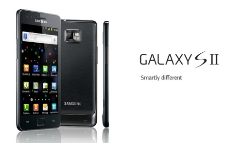 Samsung Galaxy S2, Android Phone