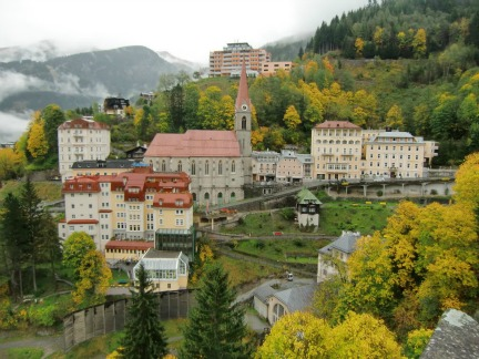 The Gastein Valley, youth hostel in europe