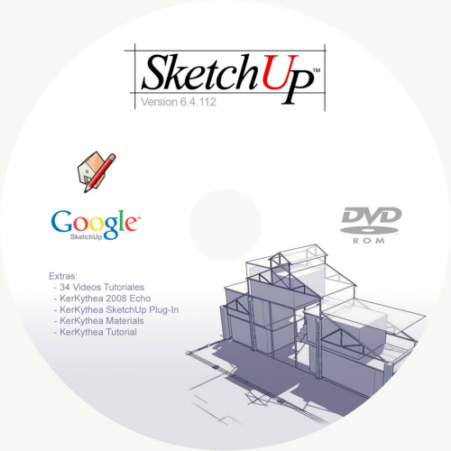 Google SketchUp, satellite imagery