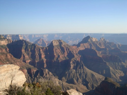 Grand Canyon North Rim, day backpacks