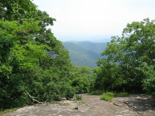 Great Views!, blood mountain