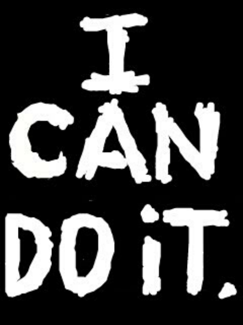 I Can Do It, day backpacks