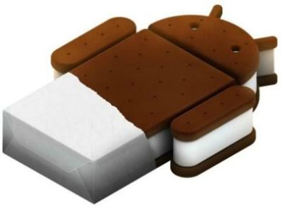 Google Android, Ice Cream Sandwich, Android 4.0