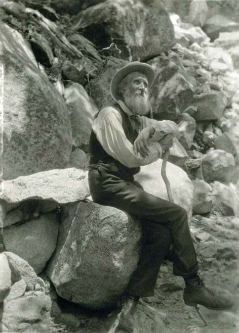 John Muir, Black Mountain Campground