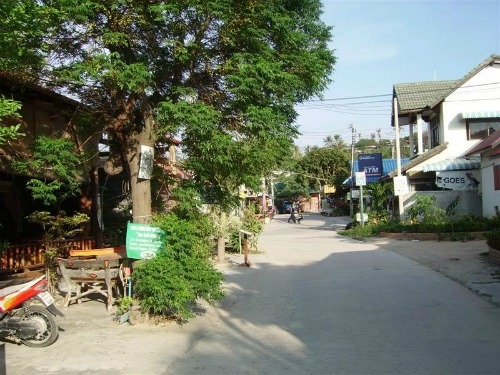 Koh Pha Ngan, Thailand, best cheap hostels
