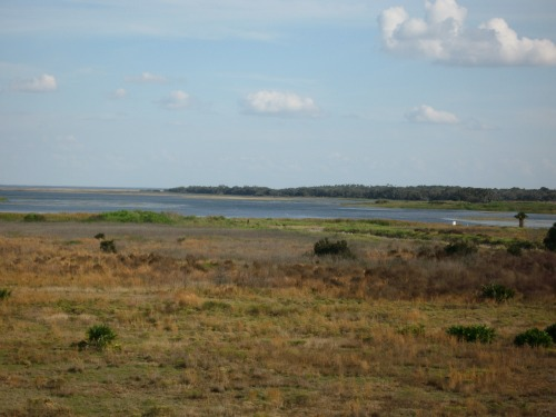 Lake Kissimmee and Entrance Canal, lake kissimmee state park