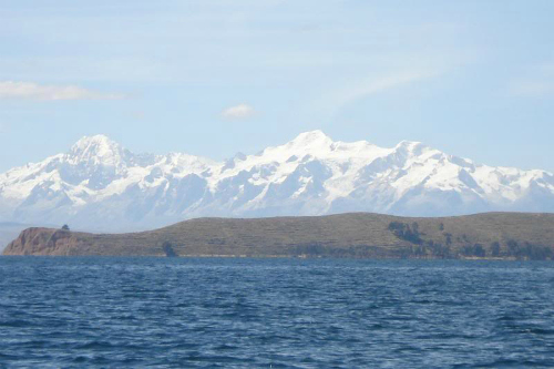 Lake Titicaca, backpacking destinations