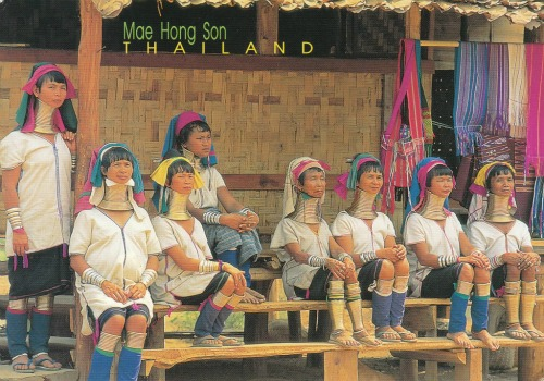 Mae Hong Son Loop, The Long Necked Karen Village