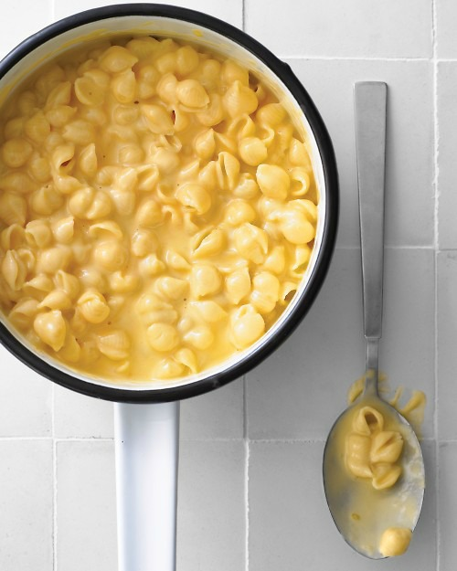Mac And Cheese, backpacking menu