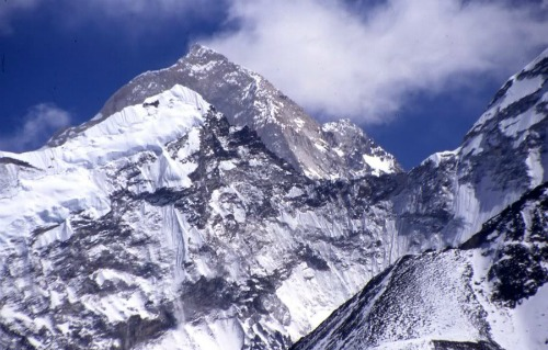 Makalu, backpacking in india