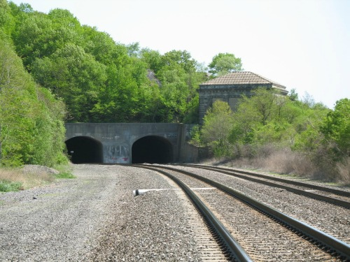 Metro North Line, backpacking trails