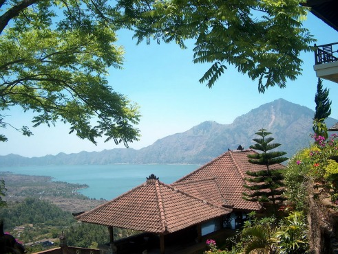 Mount Batur, Island of Bali, Indonesia, Southeast Asia, cheap backpacking