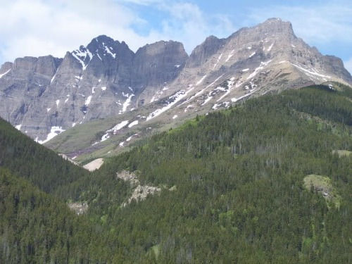 Mount Blakiston, Waterton Lakes National Park