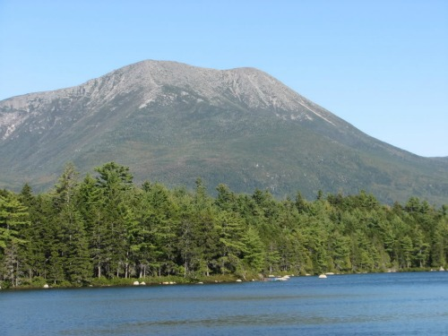 Appalachian Trail, Mount Katahdin, Maine