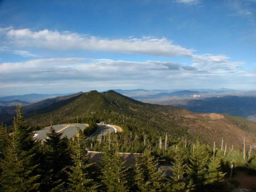 Mount Mitchell State Park, Black Mountain Campground