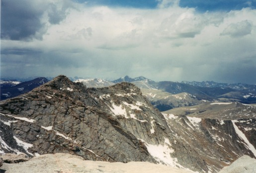 Mt. Evans Summit, Rocky Mountains Colorado