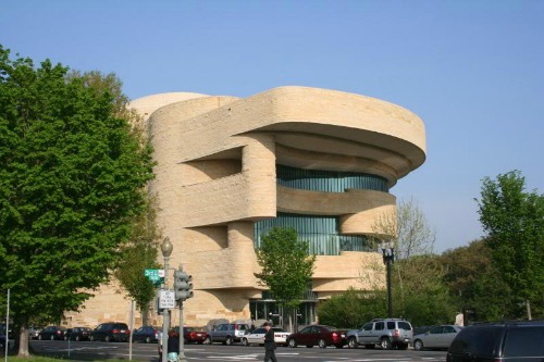National Museum of the American Indian, virginia news