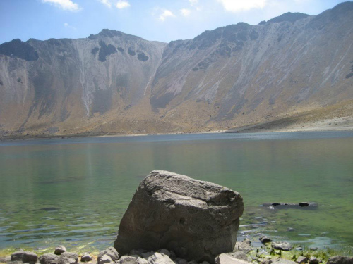 Nevado de Toluca, Backpacking in Mexico