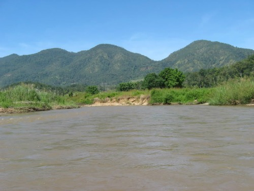 Mae Hong Son Loop, The Pai River