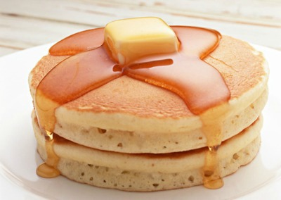 Pancakes, backpacking food ideas