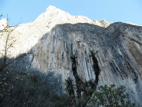 Potrero Chico, backpacking in mexico
