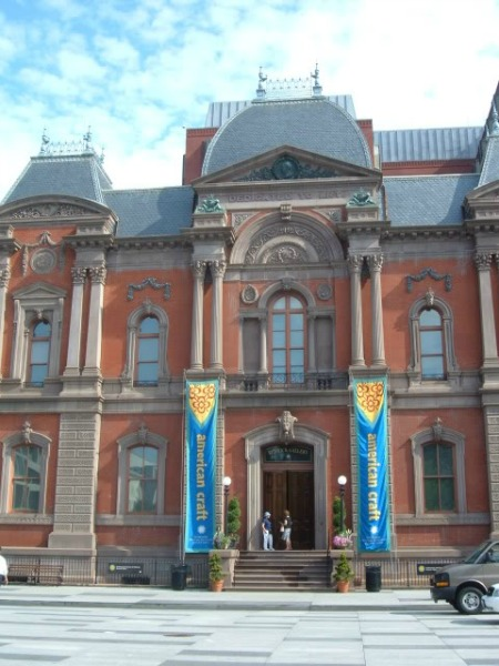 Renwick Gallery, virginia news