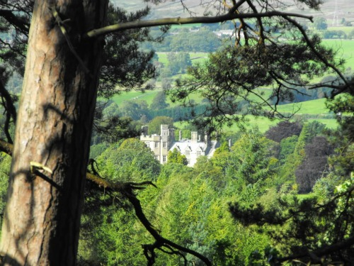 Ridley Hall, Allen Banks and Staward Gorge, best cheap backpacking in europe