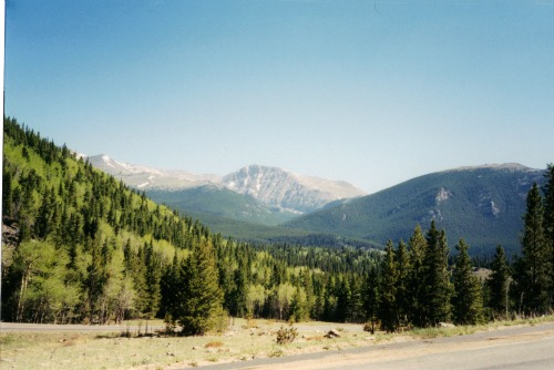Rocky Mountain National Park,  travel backpack