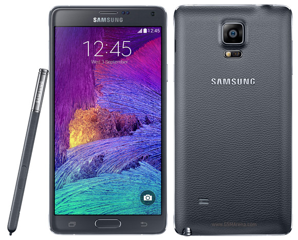 Android - Samsung Galaxy Note 4, Google Maps Directions