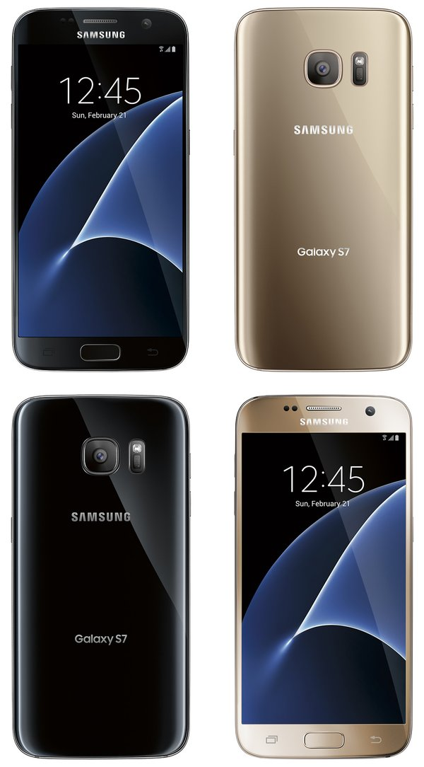 Android Phone - Samsung Galaxy S7, Google Maps Directions