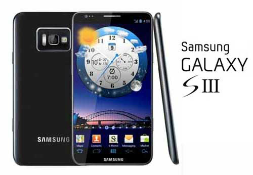 Samsung Galaxy S3, Android Phone