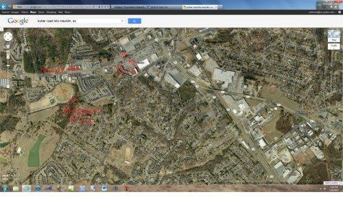 Google Maps, Satellite Imagery